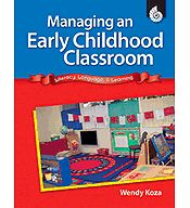 """This resource provides the """"nuts and bolts"""" of creating and managing an early childhood classroom."""