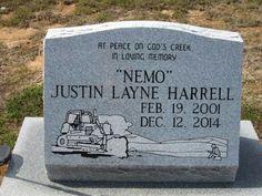 "Justin Layne ""Nemo"" Harrell"
