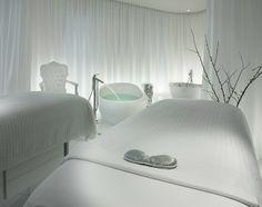 Couple Massage & Bath  at the Ciel Spa at SLS  www.cielatsls.com