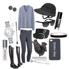 Too Early to Function, created by bacardiandeq on Polyvore