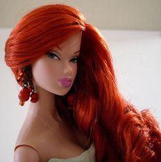 the racy redhead barb