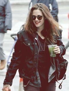 Primeiras Imagens de Kristen Stewart no Set de 'St...