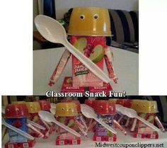 Kids snack