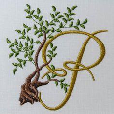 Tree of Life Alphabet- P