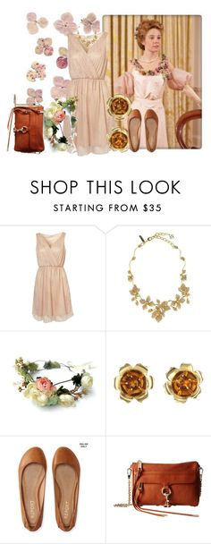 """""""A Night on the Town"""" by erin-wright-1 on Polyvore featuring Rare London, Oscar de la Renta, Aéropostale and Rebecca Minkoff"""