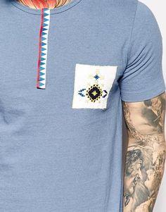 Enlarge Vivienne Westwood Anglomania T-Shirt Aztec Orb Pocket