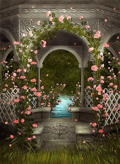 Purchase Wedding Flower Pavilion Background Decor Studio Photo Backdrop from Ann Pekin Pekin on OpenSky. Magic Background, Scenery Background, Fantasy Background, Wedding Photo Background, Castle Background, Backdrop Background, Photography Studio Background, Studio Background Images, Photography Backdrops