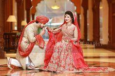 { ♡ } 😍 Indian Wedding Pictures, Indian Wedding Poses, Indian Bridal Photos, Couple Wedding Dress, Wedding Couple Photos, Couple Shoot, Wedding Couples, Indian Wedding Couple Photography, Bride Photography