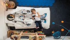 Fantástico faz-de-cama - Snurk Beddengoed Características Sheets Imaginativamente-temáticos e travesseiros (GALERIA)