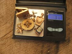 31 g Antique Jewelry Pieces Scrap Repurpose at Least 10K Acid Tested Free Ship Invest in a gold testing kit today.  It is well worth the investment.