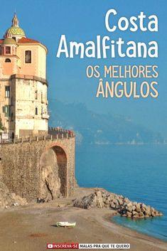 Fizemos um roteiro fotográfico pela Costa Amalfitana e voltamos com a certeza de que este será seu próximo destino na Itália! É ver pra crer!