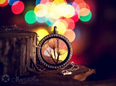 Christmas Lights by Albena on Etsy