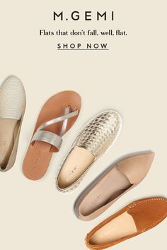 shoe trend Day-to-night flats in easy neutrals and sleek metallics. Tommy Hilfiger, Special Gifts For Her, Valentines Day Gifts For Her, Anniversary Gift For Her, Comfy Shoes, Casual Shoes, Water Shoes, Wedding Shoes, Me Too Shoes