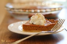 Song of the South: Sweet potato pie.  Don't think I'll make the crust, but I'm curious!