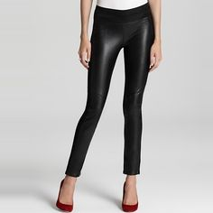 Rank & Style Top Ten Lists | Paige Denim Paloma Faux Leather Leggings #rankandstyle