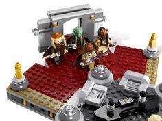LEGO Palpatine's Arrest