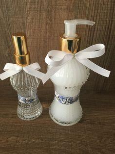 Aromatizador de Ambiente e Sabonete líquido