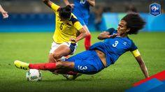 Les réactions de notre capitaine Wendie Renard et d Amandine Henry après leur victoire face à la Colombie.  RDV samedi à 22h pour la 2ème rencontre face aux Etats-Unis. #AllezLesBleues