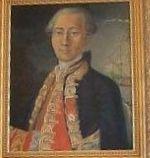 Charles Eugène de Boisgelin, Vicomte de Pléhédel (1726 - 1791), Capitaine des Vaisseaux du Roi de France, Chevalier de l'Ordre de St. Louis.
