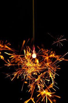 Japanese Firework さっぽろテレビ塔「線香花火大会」