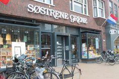 The last days of Spring: Hotspot: Søstrene Grene Groningen