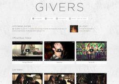 GIVERS Band