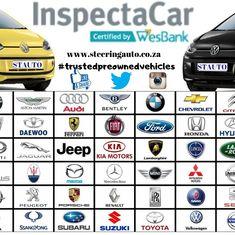 Lamborghini, Ferrari, Audi, Porsche, Kia Motors, Aston Martin, Fiat, Subaru, Jaguar