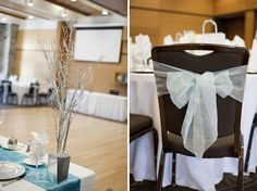 Silver branch trees for wedding decor