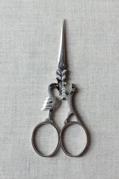 """""""The Crow and The Fox"""" Aesop's Fables scissors 