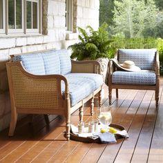 Henri Outdoor Sofa