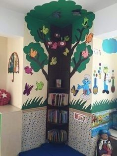 30 Classroom decoration for kindergarten - Aluno On