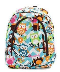 Owl Chevron Stripe Large Canvas Backpack Handbag (BROWN) Handbag Inc http://www.amazon.com/dp/B00K7RS90O/ref=cm_sw_r_pi_dp_aI-Aub0HK7HS8