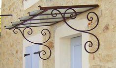How Does Pergola Provide Shade Code: 9282400247 Iron Windows, Iron Doors, Windows And Doors, Awning Over Door, Front Door Canopy, House Awnings, Window Awnings, Iron Pergola, Metal Pergola