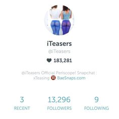 You Need to Watch Our Periscope Now ! Trust me it was the Hottest one Ever on Pericope! Don't miss out! - Persicope.tv/iTeasers ( Link in Description  ) by iteasers