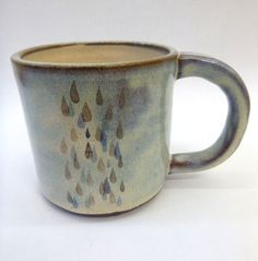 Julia Smith Raindrops Mug