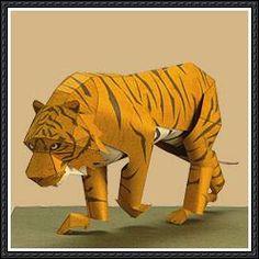 Yamaha-Animals-Papercraft-Tiger.jpg 268×268 pixels