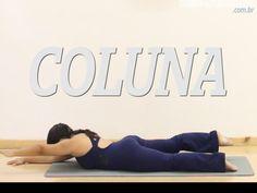 Ioga: fortalecimento e alongamento da coluna