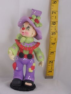 Cold Porcelain CLOWN - Google Search