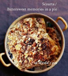 Scoarța / Bittersweet memories in a pie