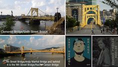 Pittsburgh Information on the City of Bridges. Pittsburgh Bridges, Tower Bridge, Louvre, Street, City, Building, Travel, Construction, Trips