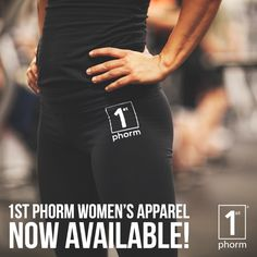 Check out our full line of women's apparel, available now at our online store! http://1stphorm.com/shop/gear?gear_gender=Women