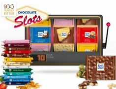 Win 1 of 21 Ritter Sport's Chocolate Packages, weekly!