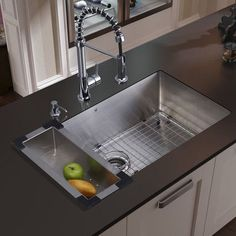 Kubus Single Bowl Undermount Kitchen Sink | Sinks, Bowls and Kitchens