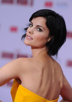 "Jamie Alexander Photos - World Premiere of ""Iron Man Capitan Theatre, Hollywood, CA.April by Axelle Woussen / Bauer-Griffin). - Arrivals at the 'Iron Man Premiere 3 Jaimie Alexander, Iron Man 3, April 24, Head Shots, Female Celebrities, Pop Culture, Hair Cuts, Faces, Beautiful Women"