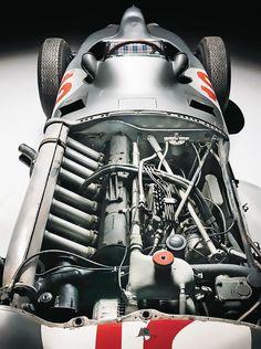 Mercedes Benz 1950' formula 1