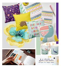 """""""Suki McMaster - Designs for a Happy Home"""" by sierraday ❤ liked on Polyvore"""