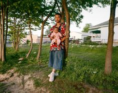 Joel Sternfeld A Man With A Training Baby, Beckley, West Virginia, May 1999 From…