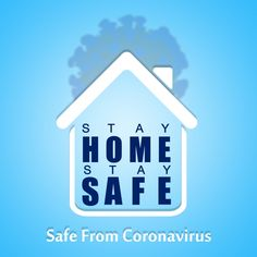 stay home stay safe logo virus,virous,me - Test Haus Vektor, Adobe Photoshop, Safe Creative, Rumi Love Quotes, Campaign Signs, House Clipart, Home Icon, Medical, Creative Advertising