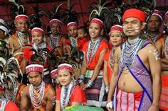 Traditional Garo dress, Meghalaya