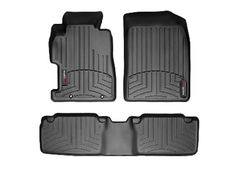 06-11 Honda Civic Coupe WeatherTech FloorLiner™ DigitalFit® - Black